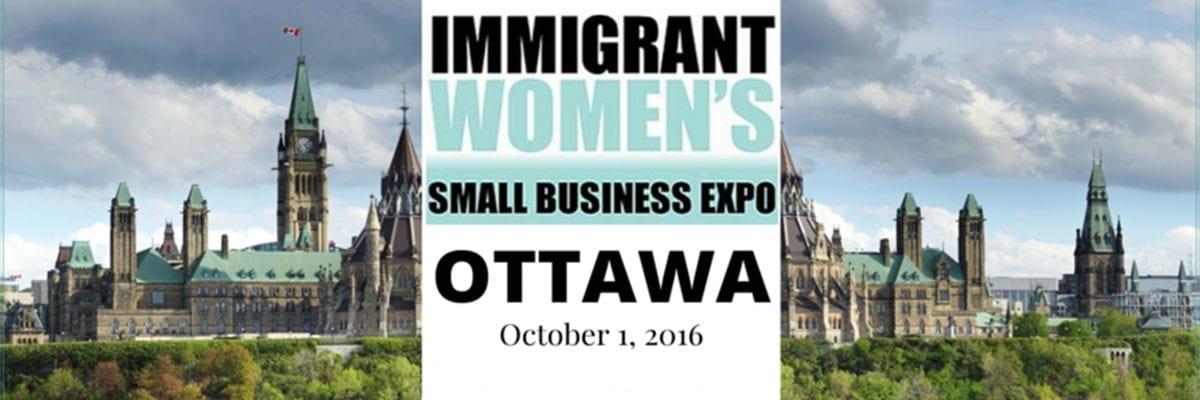 OTTAWA: Immigrant Women's Small Business Expo