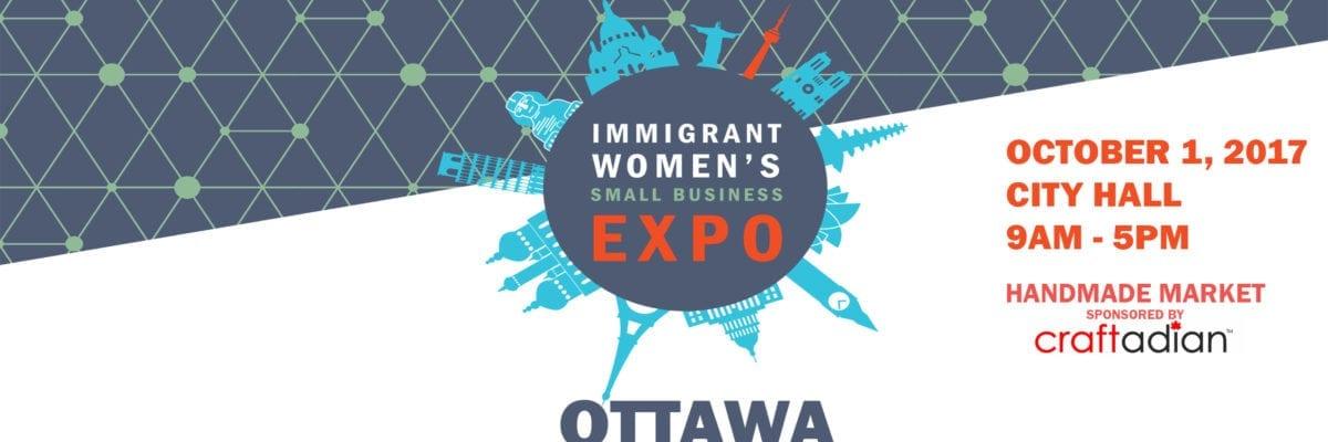 OTTAWA: Immigrant Women's Small Business Expo 2017