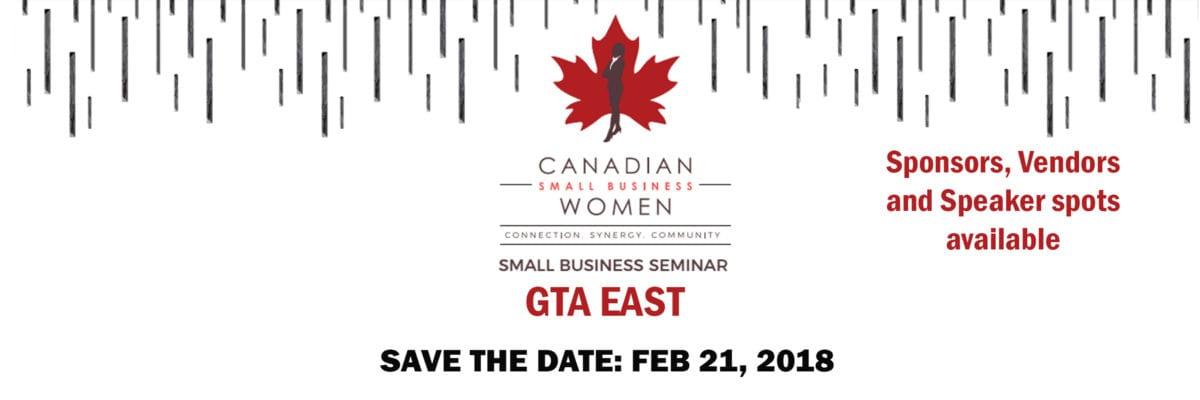 Small Business Seminar: GTA East