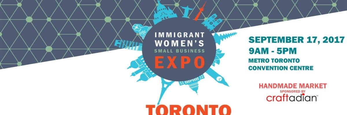 TORONTO: Immigrant Women's Small Business Expo 2017