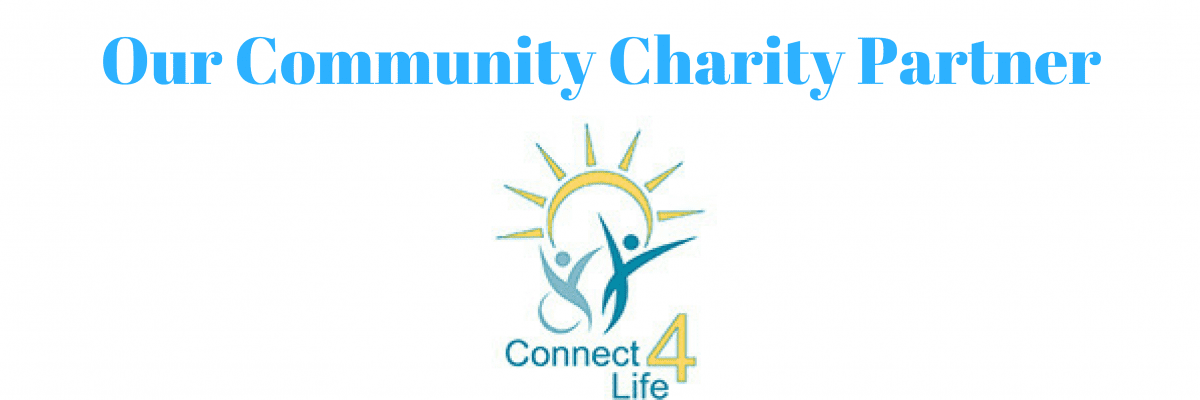 Charity Partner: Connect 4 Life