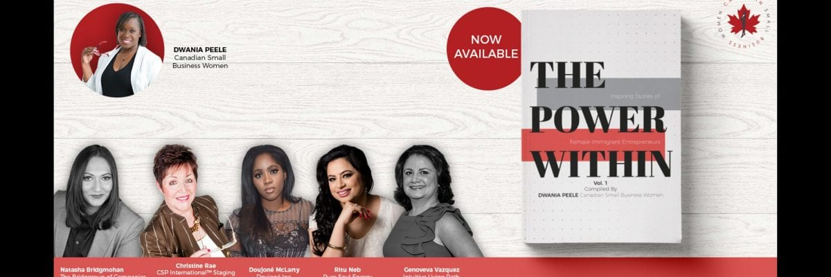 The Power Within: Inspiring Stories of Female Immigrant Entrepreneurs