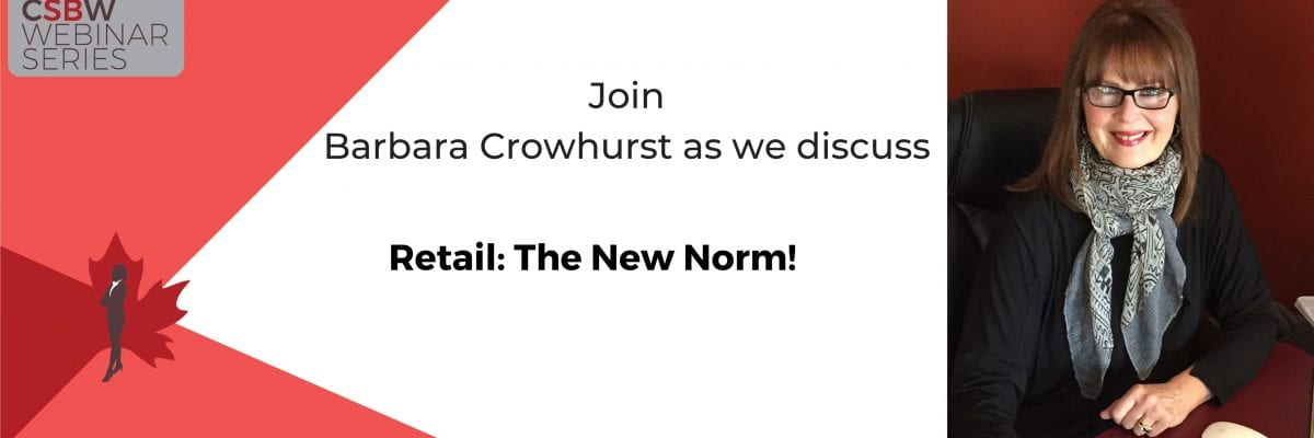 FREE Webinar: Retail – The New Norm