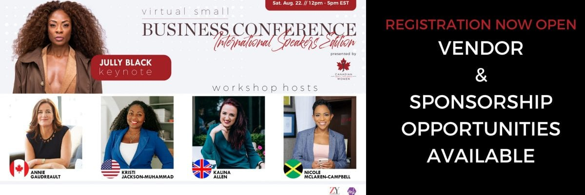 Virtual Business Conference: The International Speaker Edition