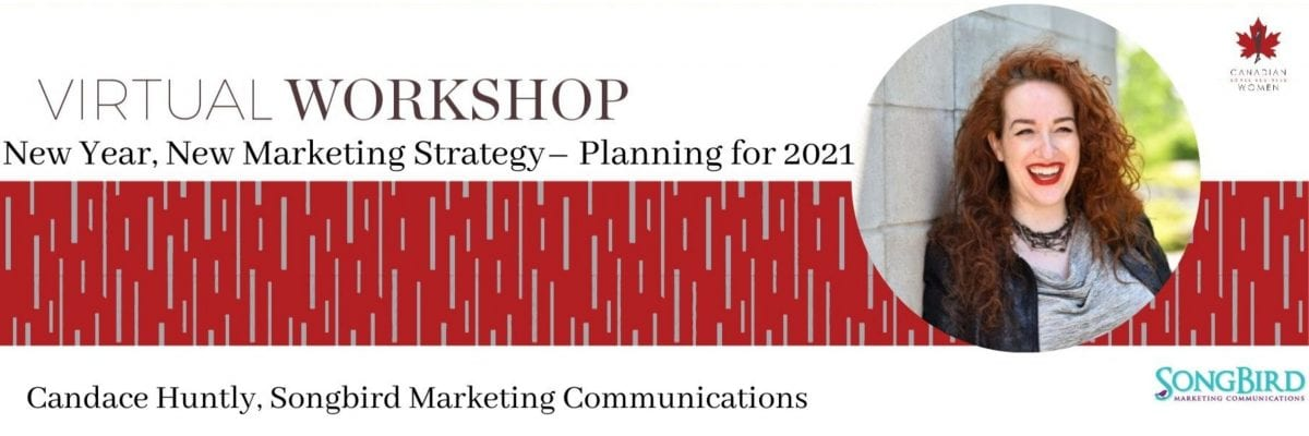 New Year, New Marketing Strategy – Planning for 2021